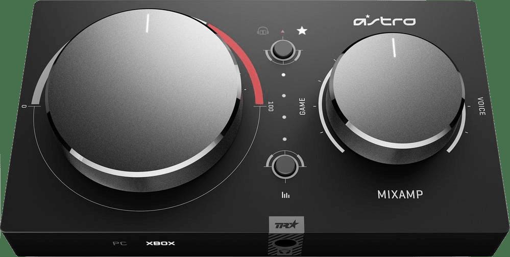 Schwarz ASTRO GAMING Kopfhörer A40 TR + MixAmp Pro TR, Gen 4.3