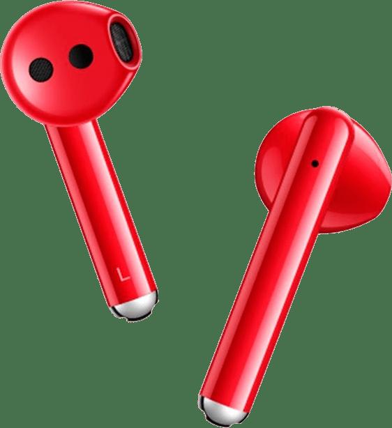 Rood Huawei FreeBuds 3 In-ear Bluetooth Headphones.2