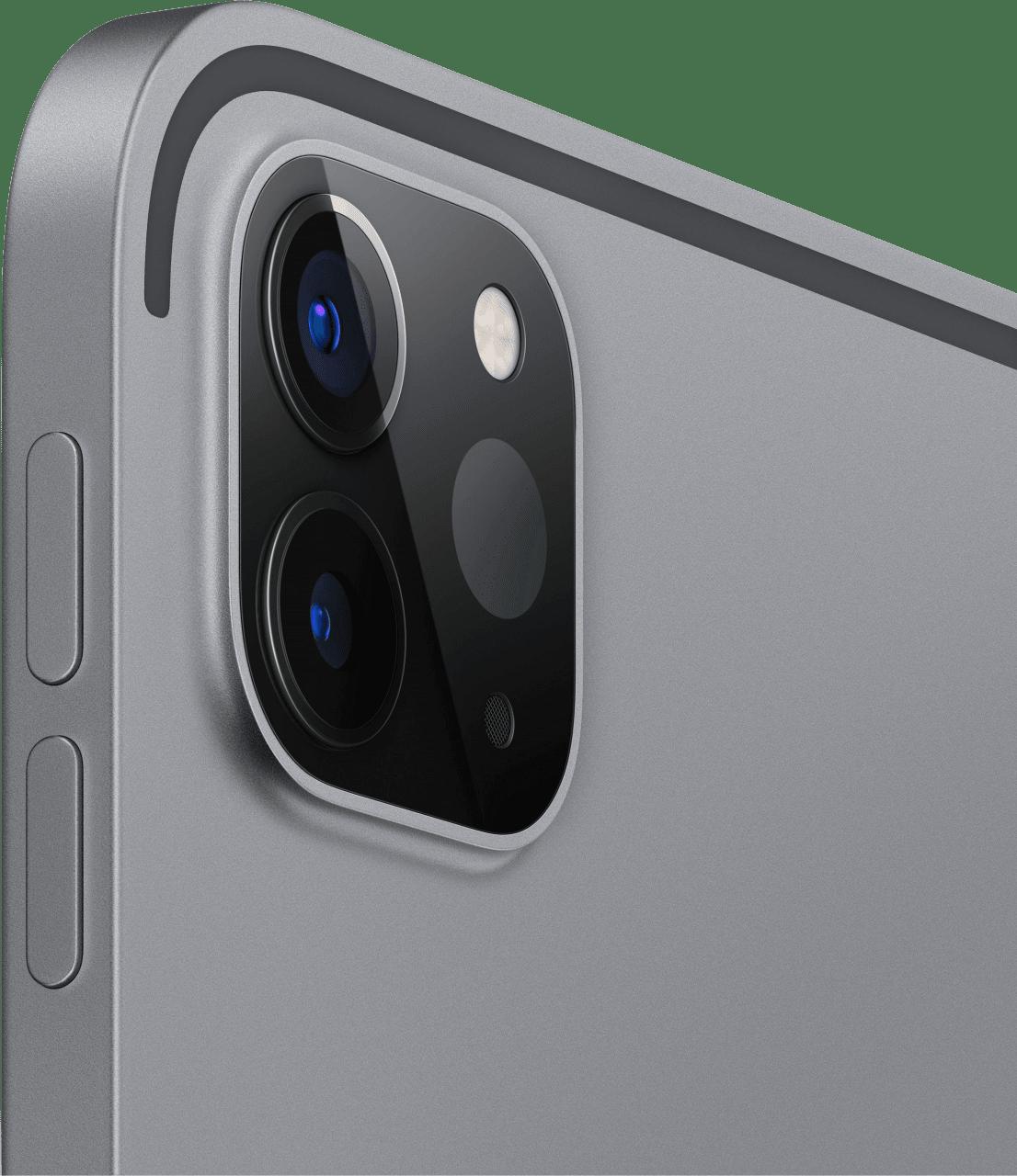 """Space Grey Apple 12.9"""" iPad Pro Wi-Fi + LTE 256GB (2020).3"""