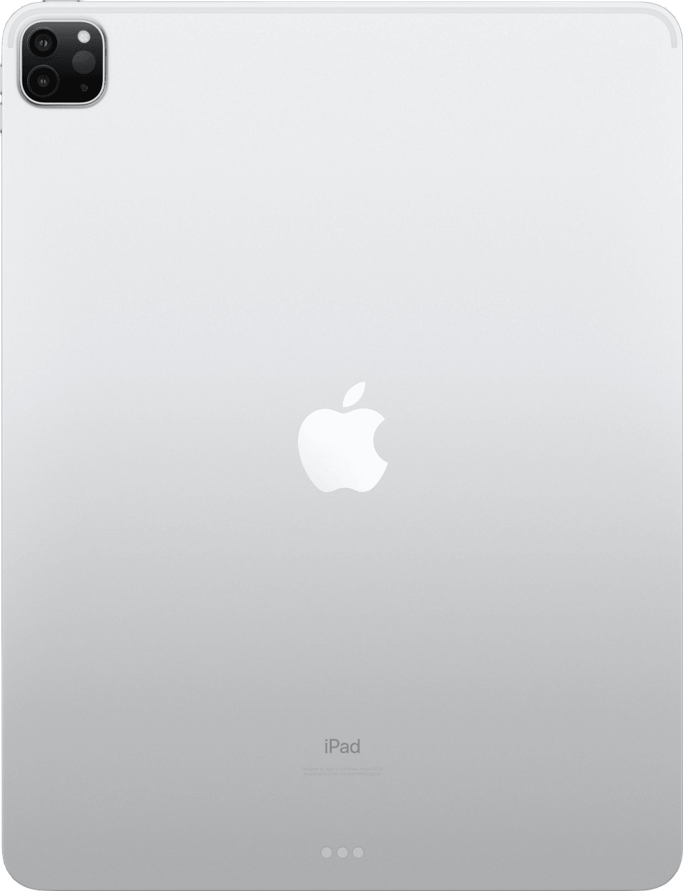 "Silver Apple 12.9"" iPad Pro Wi-Fi + LTE 1TB (2020).4"