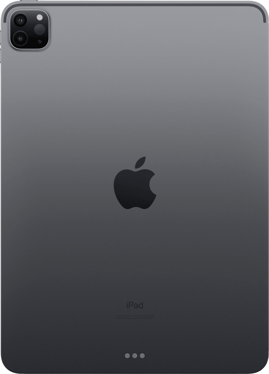 "Space Grey Apple 11"" iPad Pro Wi-Fi 512GB (2020).4"