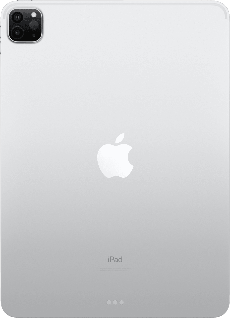 "Silver Apple 11"" iPad Pro 128GB (2020).4"