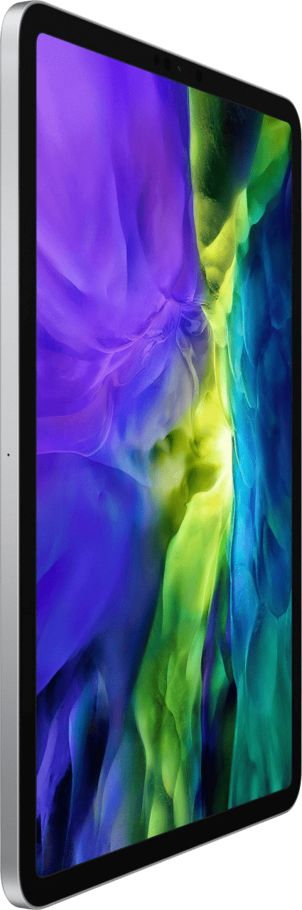 "Silver Apple 11"" iPad Pro Wi-Fi 256GB (2020).2"