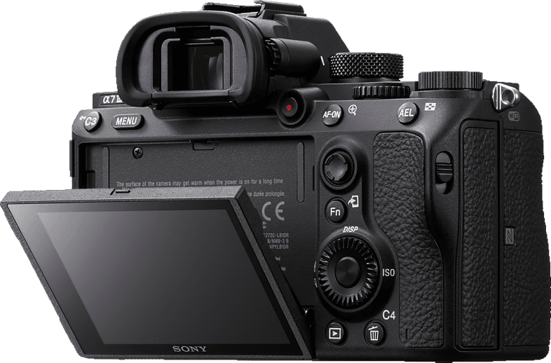 Black Sony ALPHA 7 III Body (ILCE7M3).3