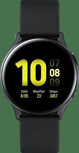 Aqua Black Samsung Galaxy Watch Active2 LTE, 40mm.1