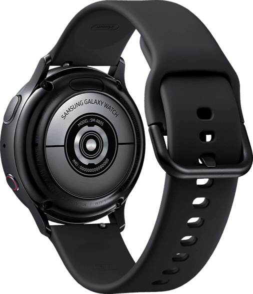 Aqua Black Samsung Galaxy Watch Active2 LTE, 40mm.2