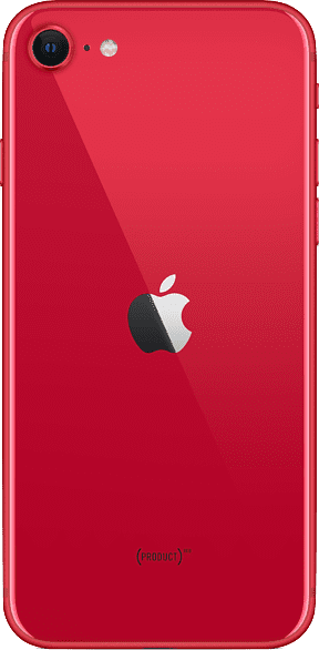 (PRODUCT)RED™ Apple iPhone SE 128GB (2020).3