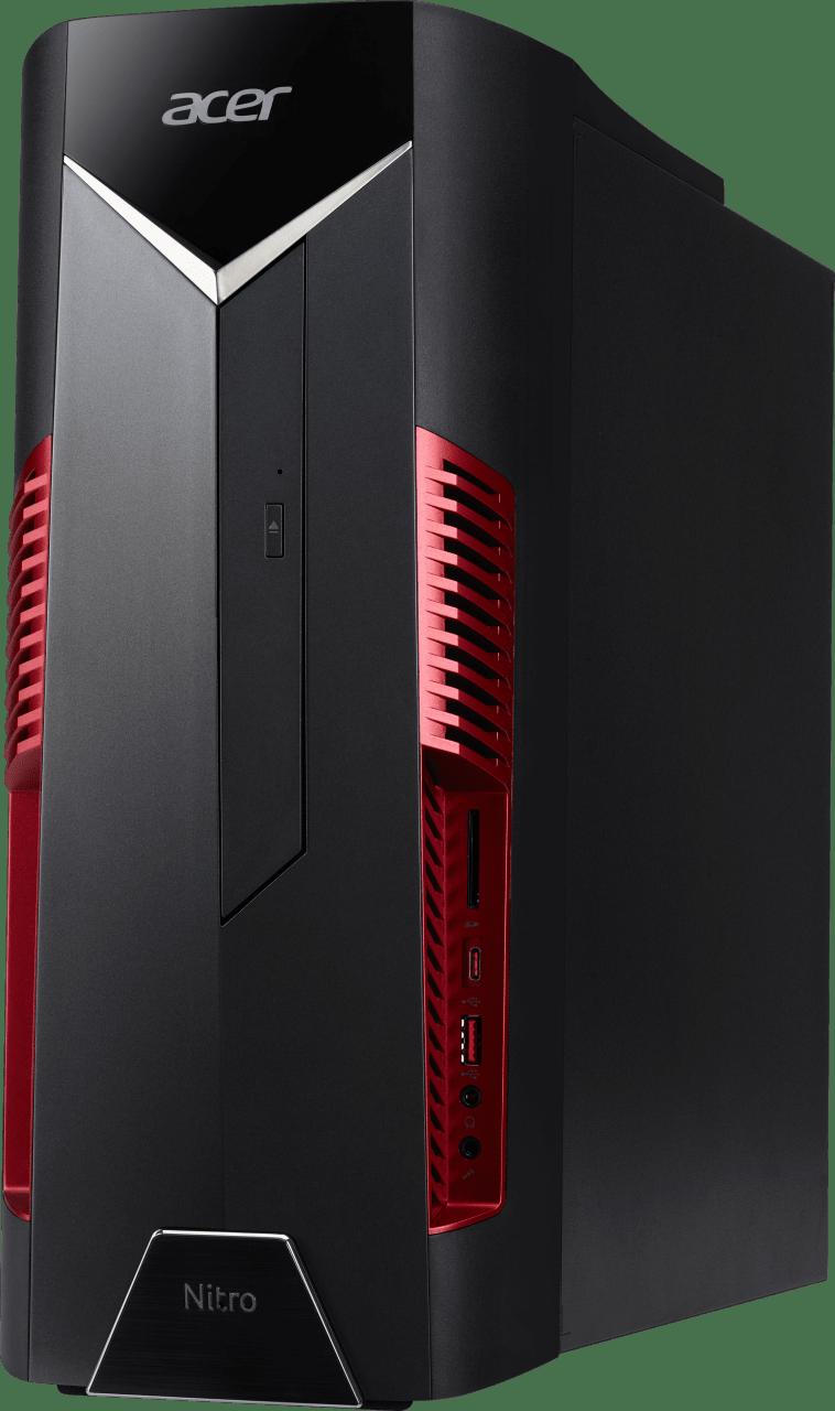 Black / Red Acer Nitro 50 N50-110.2