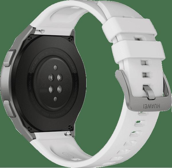 Icy white Huawei Watch GT 2e, 46 mm.3