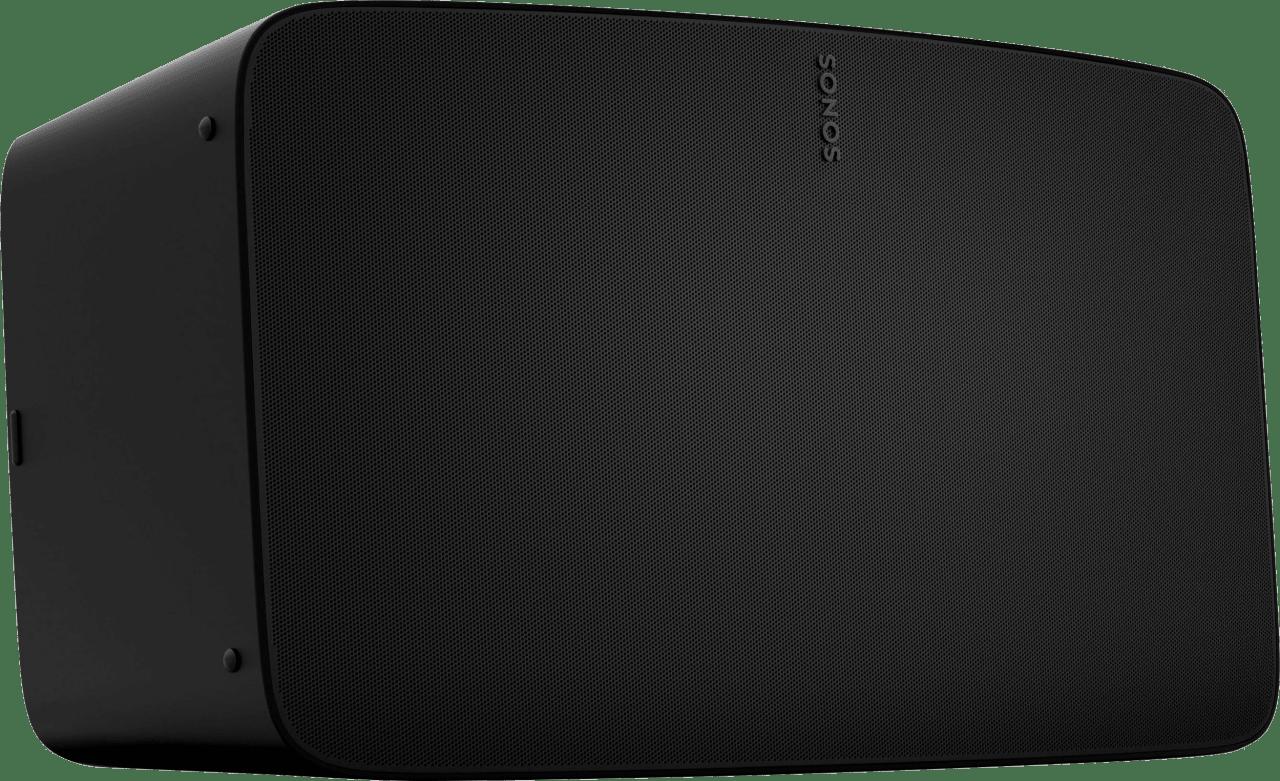 Schwarz Sonos Five.1
