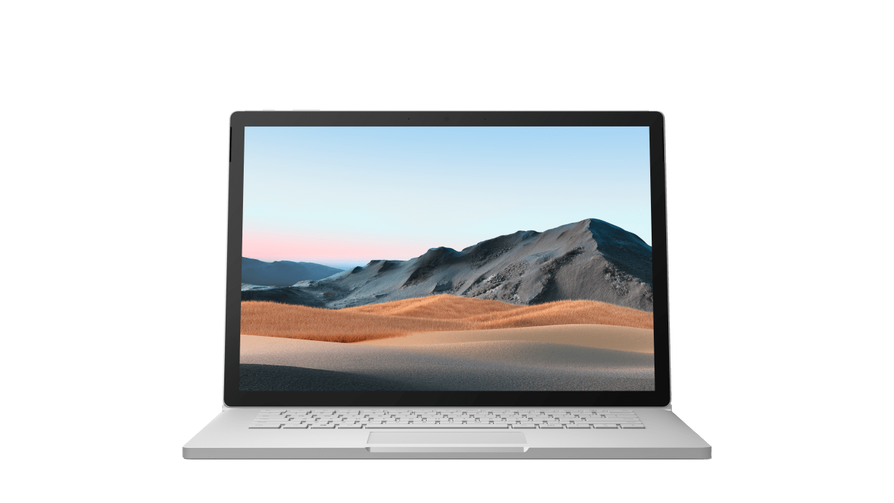 "Platinum Microsoft Surface Book 3 13.5"".2"