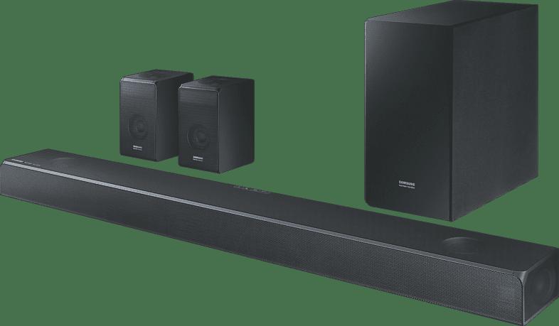 Black Samsung HW-Q90R.3