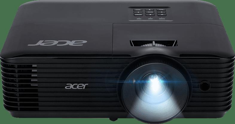 Schwarz Acer X138WHP Beamer - WXGA.3