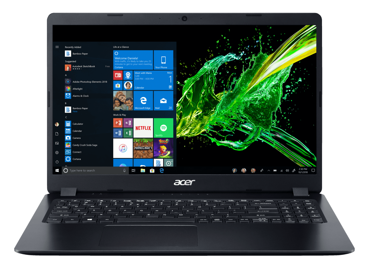 Black Acer Aspire 5 A515-43G-R0HD.1