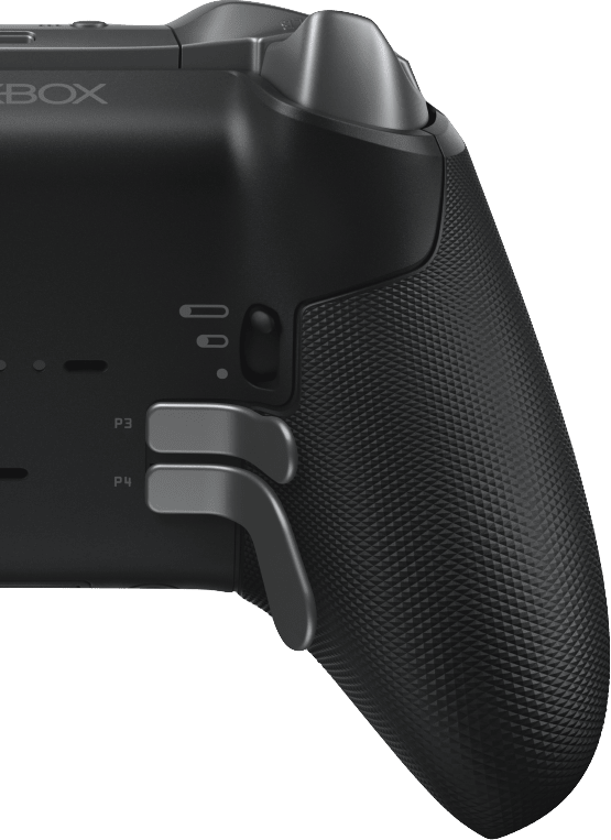 Schwarz Microsoft Xbox One Elite Wireless Controller Series 2.4