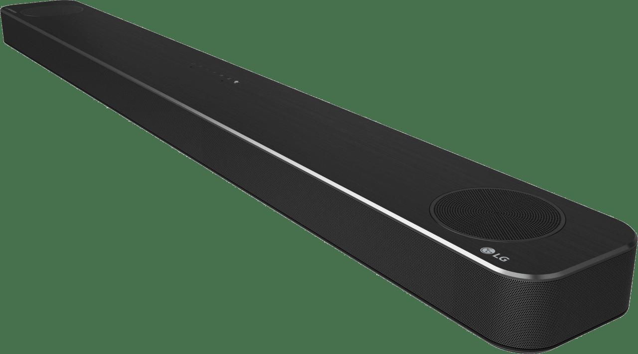 Dark Steel Silver LG DSN9YG Soundbar.4