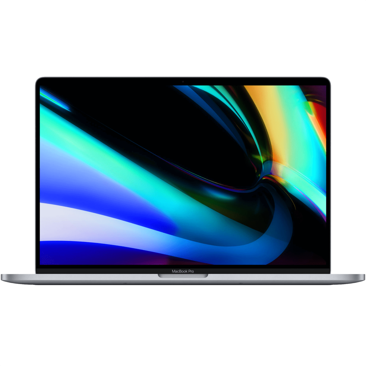 "Silver Apple 16"" MacBook Pro (Late 2019) - English (QWERTY) Laptop - Intel® Core™ i7-9750H - 16GB - 512GB SSD - AMD Radeon Pro 5300M.1"
