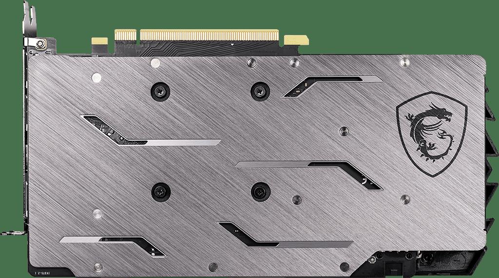 Schwarz MSI GeForce® GTX™ 1660 Super™ Gaming X.2