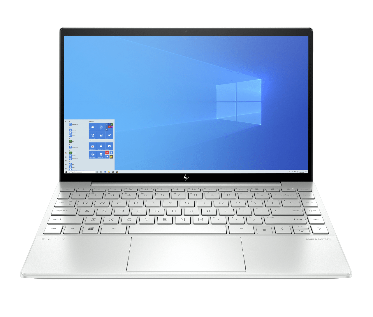 Natural Silver HP Envy 13-ba0253ng Notebook - Intel® Core™ i5-10210U - 8GB - 512GB PCIe - Intel® UHD Graphics.1
