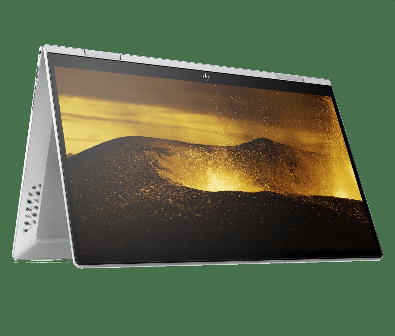 Natural Silver HP Envy x360 15-ed0272ng 2in1 - Intel® Core™ i7-1065G7 - 12GB - 512GB PCIe - Intel® UHD Graphics.1