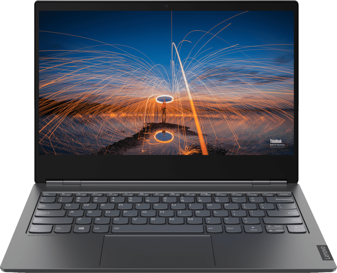 Iron Grey Lenovo ThinkBook Plus.4