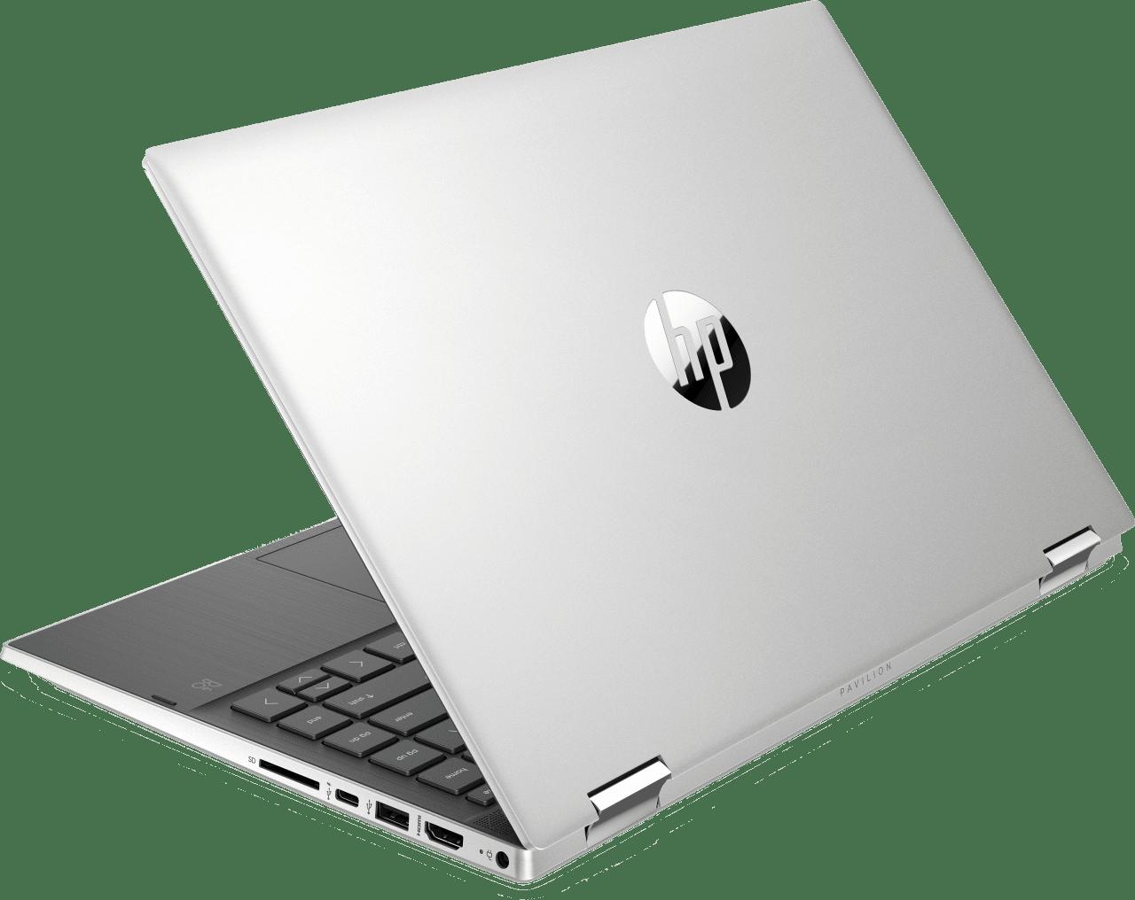Natural Silver HP Pavilion x360 14-dw0230ng 2in1 - Intel® Core™ i3-1005G1 - 8GB - 256GB PCIe - Intel® UHD Graphics.4