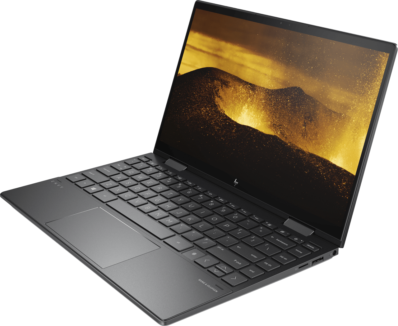 Nightfall Black HP Envy x360 13-ay0257ng.4
