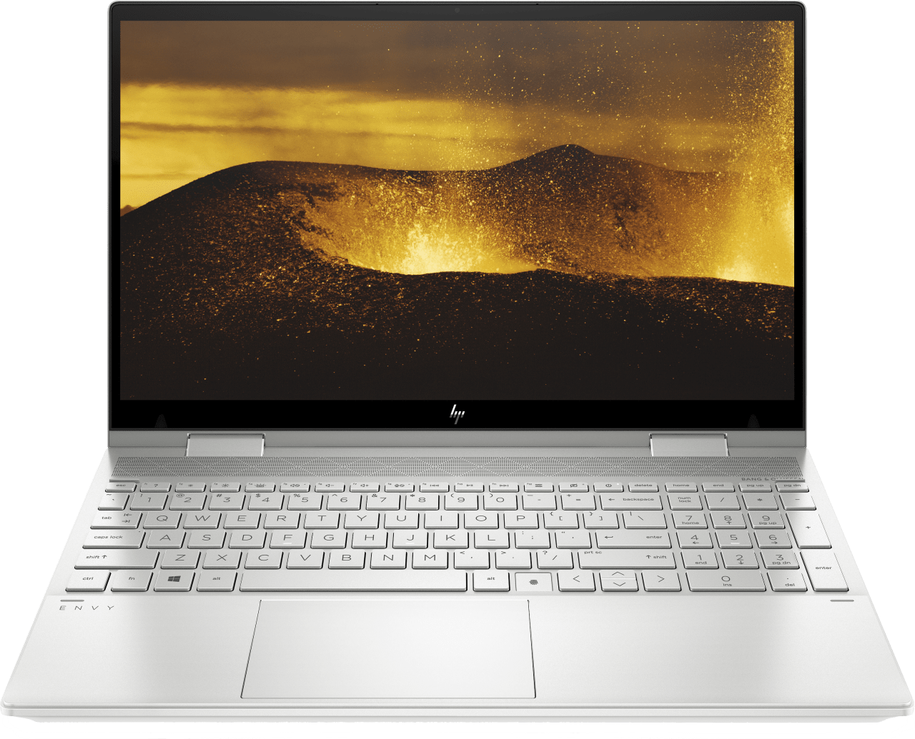 Natural Silver HP Envy x360 15-ed0272ng Convertible - Intel® Core™ i7-1065G7 - 12GB - 512GB PCIe - Intel® UHD Graphics.2