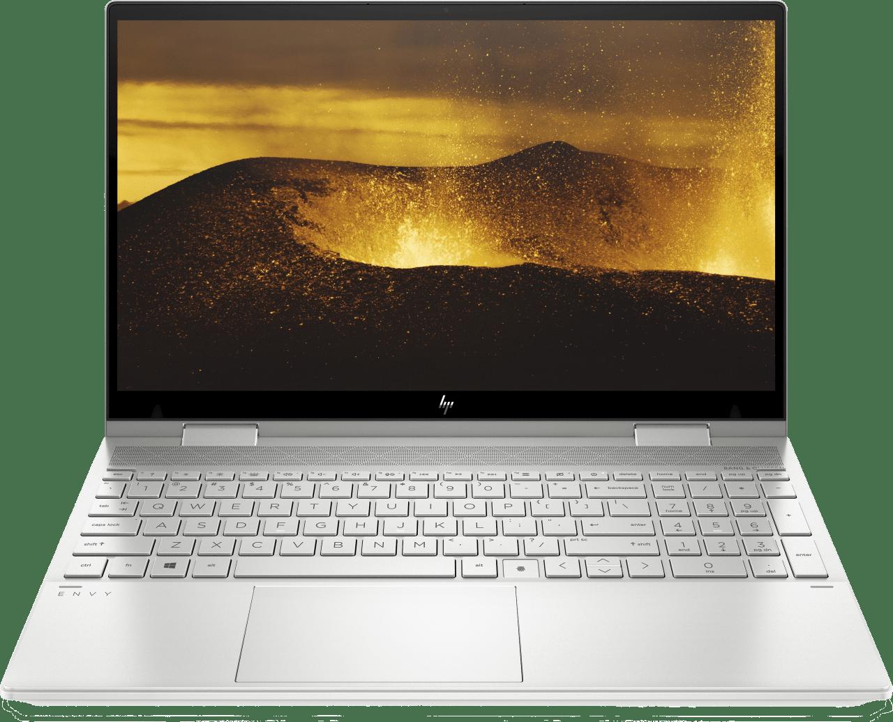 Natural Silver HP Envy x360 15-ed0272ng 2in1 - Intel® Core™ i7-1065G7 - 12GB - 512GB PCIe - Intel® UHD Graphics.2