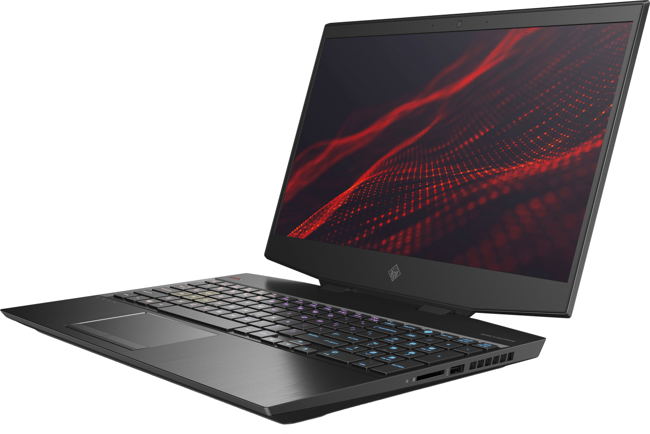 Shadow Black   Omen 15-dh1086ng - Gaming Laptop - Intel® Core™ i7-10750H - 32GB - 512GB PCIe + 1TB HDD - NVIDIA® GeForce® RTX™ 2080 Super Max-Q.4