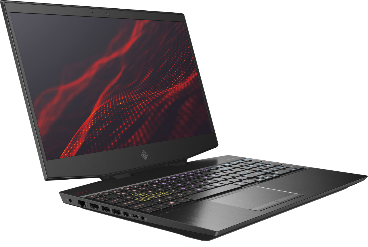 Shadow Black   Omen 15-dh1086ng - Gaming Laptop - Intel® Core™ i7-10750H - 32GB - 512GB PCIe + 1TB HDD - NVIDIA® GeForce® RTX™ 2080 Super Max-Q.2