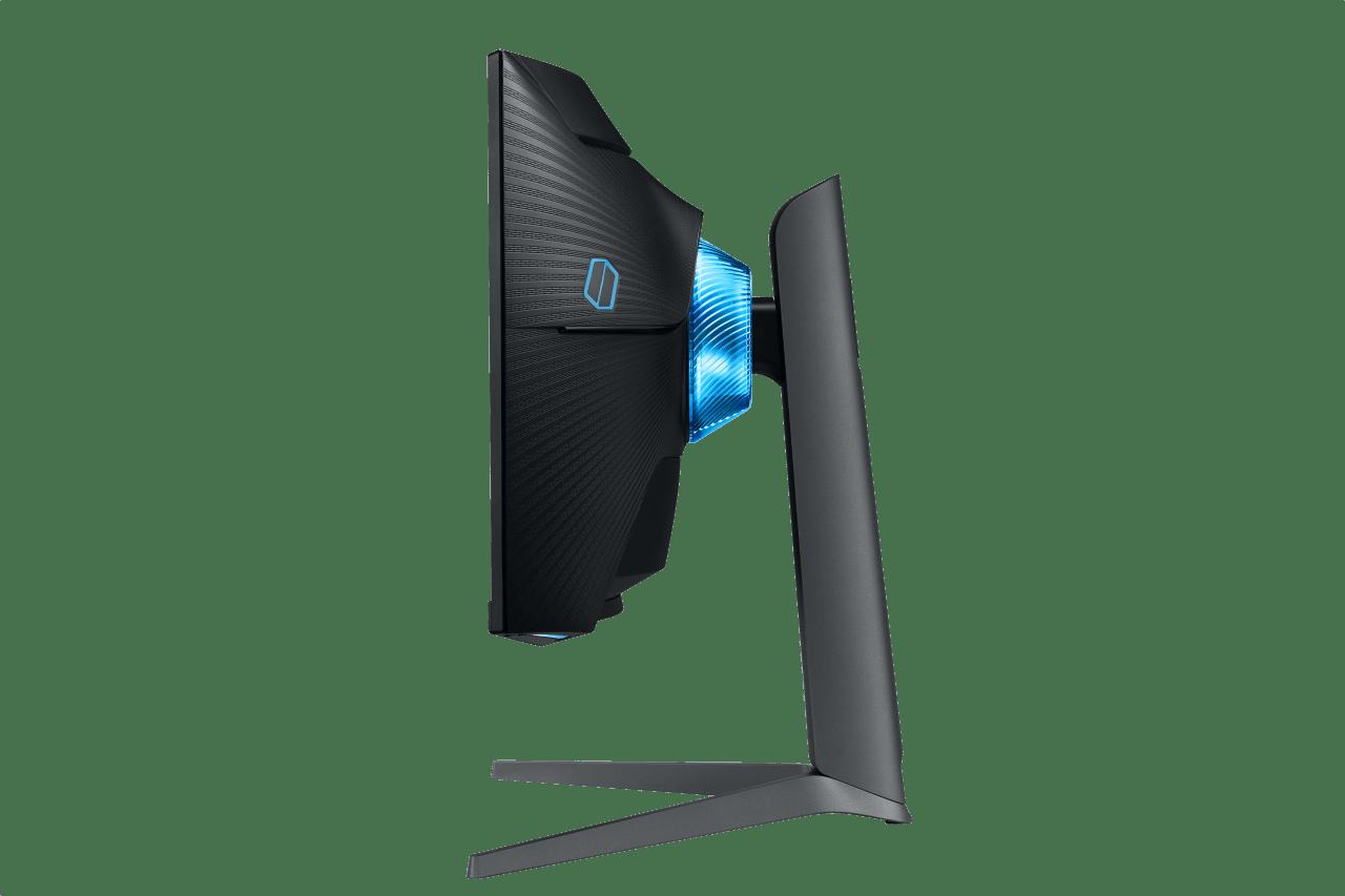 "Schwarz Samsung - 32"" Odyssey G7 LC32G74TQSUXZG.3"