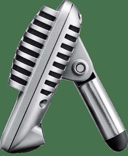 Gray Shure MV51.2