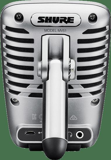 Gray Shure MV51.3