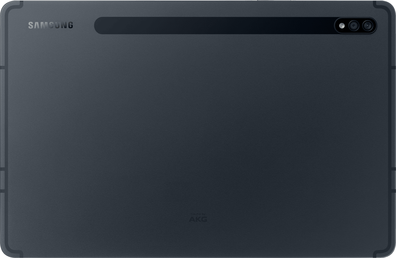 Mystic Black Samsung Galaxy Tab S7 Wi-Fi.3