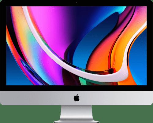 "Silber Apple 27"" iMac Retina 5K (Mid 2020).1"