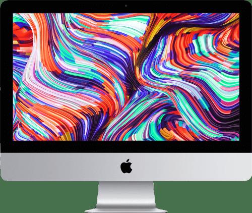 "Silver Apple 21.5"" iMac Retina 4K (Mid 2020).1"