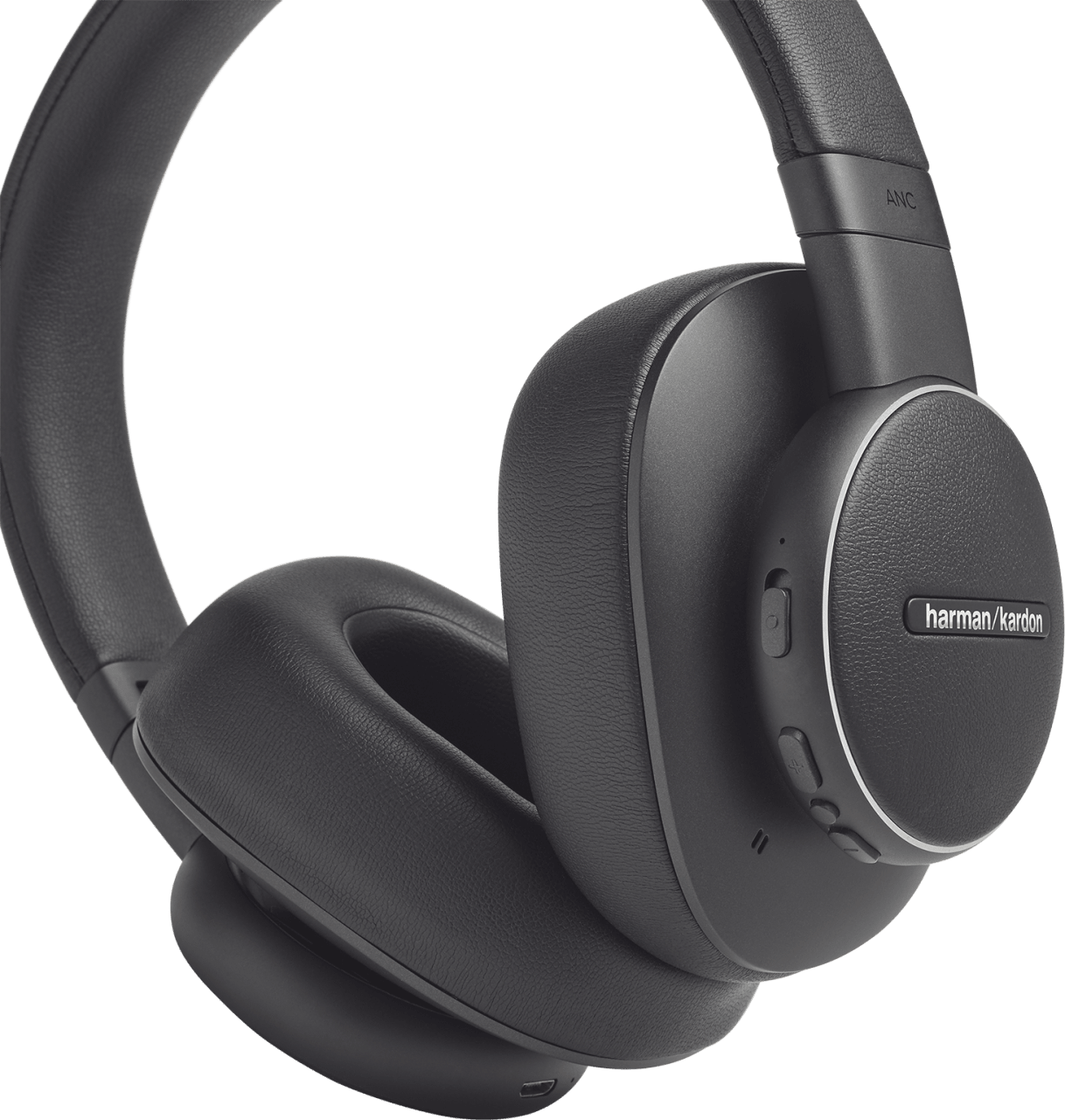 Schwarz Harman Kardon Fly ANC Over Ear.4