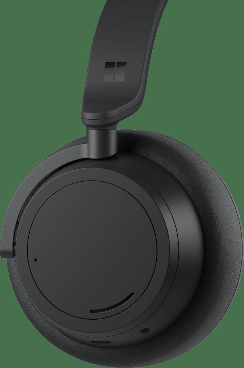 Black Microsoft Surface 2 Over-ear Bluetooth Headphones.3