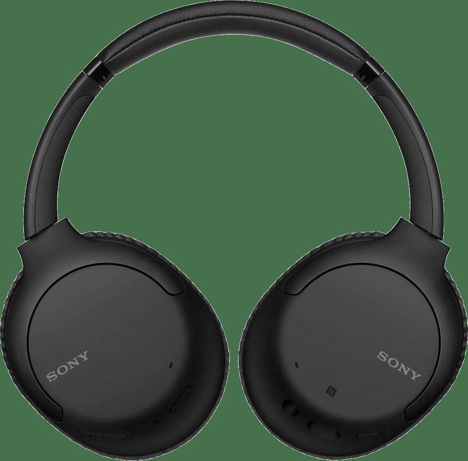 Schwarz Sony WH-CH710N.4