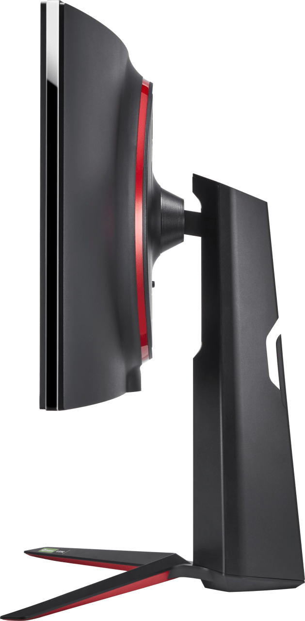 "Mate Black LG - 34"" Curved UltraGear™ 34GN850.3"