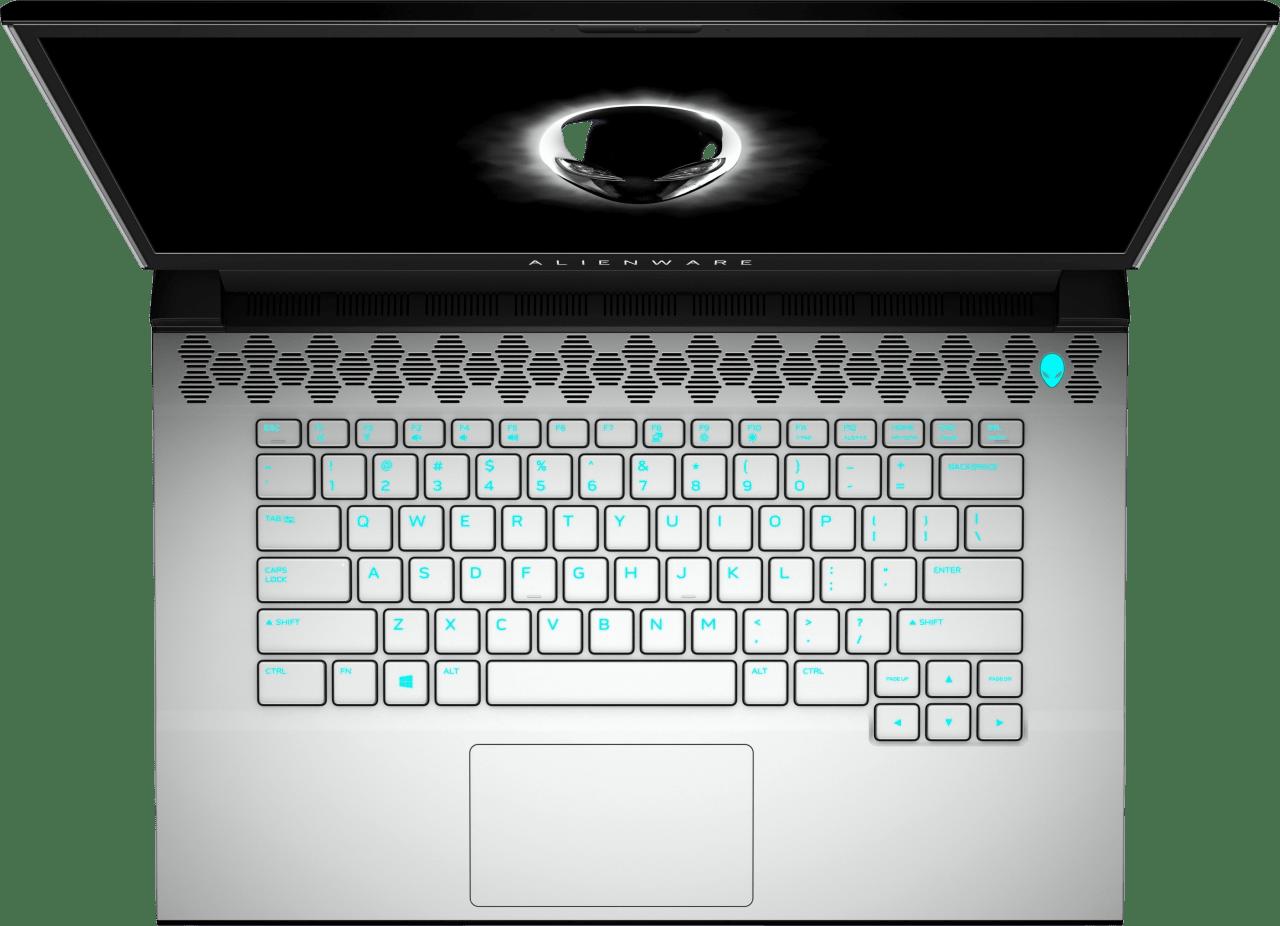 Weiß Alienware m15 R3.4