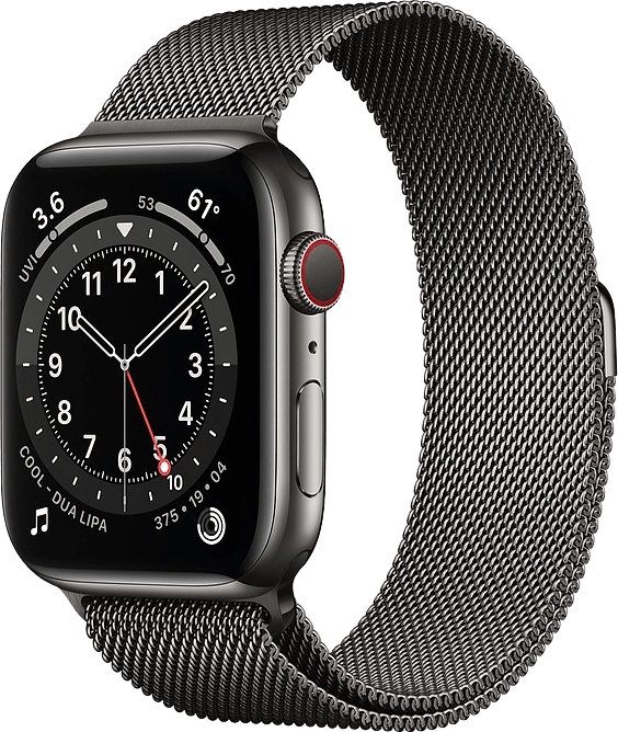 Graphit Apple Watch Series 6 GPS + Cellular , 40mm.1