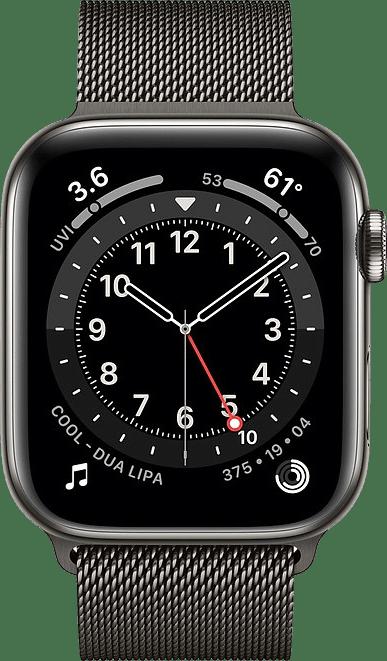 Graphit Apple Watch Series 6 GPS + Cellular , 44mm.2