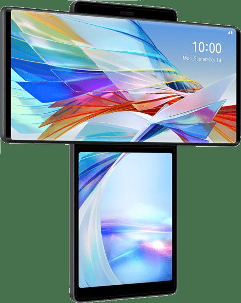 Grau LG Wing 128GB.1