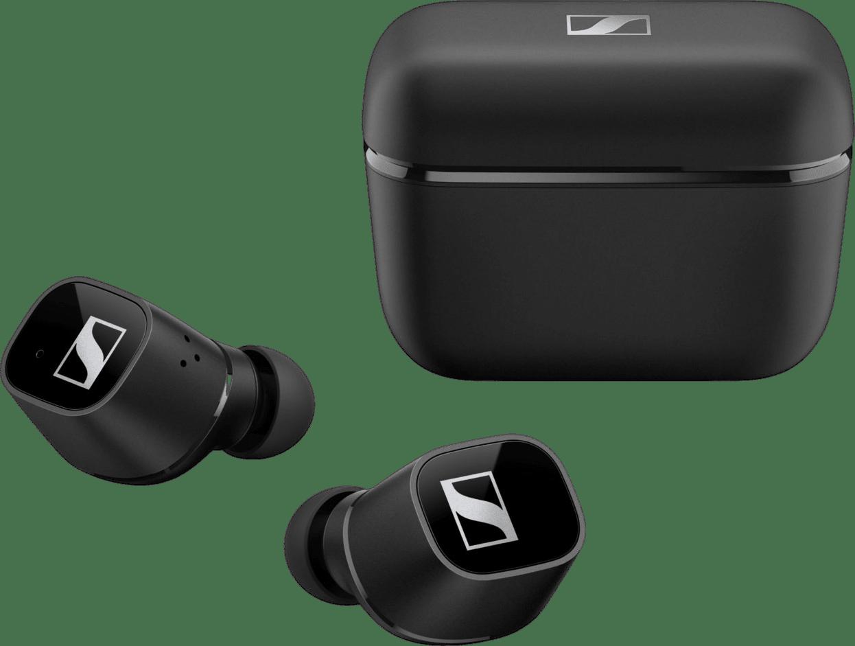 Schwarz Sennheiser CX 400BT Noise-cancelling In-ear Bluetooth-Kopfhörer.1