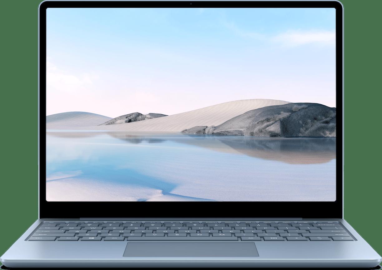 Eisblau Microsoft Surface Laptop Go Notebook - Intel® Core™ i5-1035G1 - 8GB - 128GB SSD - Intel® Iris™ Plus Graphics.1