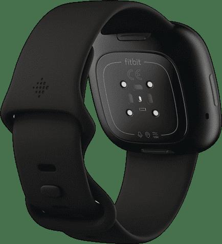 Black Fitbit Versa 3, 41mm.4