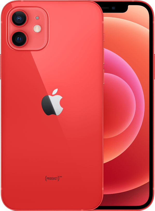 (Product)Red Apple iPhone 12 256GB.1