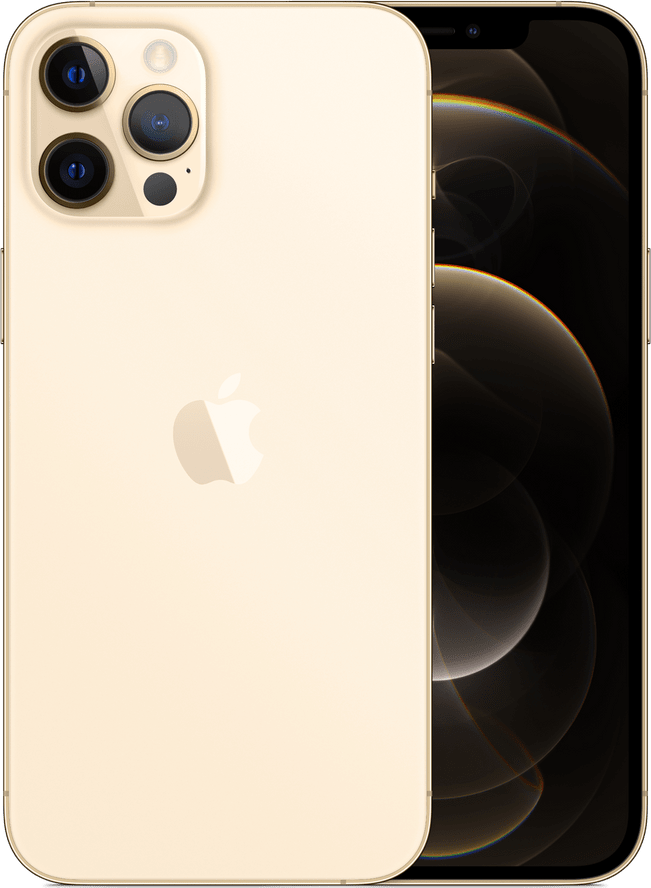 Gold Apple iPhone 12 Pro Max 128GB.1